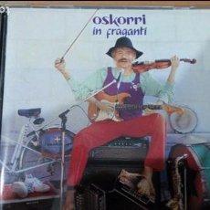 CDs de Música: OSKORRI IN FRAGANTI CD. Lote 133769566