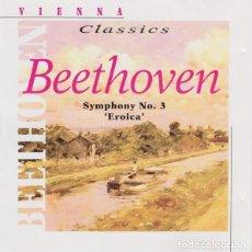 CDs de Música: LLUDWIG VAN BEETHOVEN – SYMPHONY NO. 3, EROICA (EU, 1996). Lote 133777902