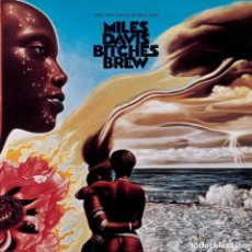 CDs de Música: MILES DAVIS BITCHES BREW 2 CD'S. Lote 133784258