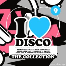 CDs de Música: I LOVE DISCO COLLECTION VOL.9. Lote 133800962