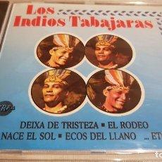 CDs de Música: LOS INDIOS TABAJARAS / CD - PERFIL - 1989 / 20 TEMAS / PRECINTADO.. Lote 133805722