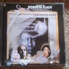 CDs de Música: ROBERTA FLACK , THE BEST OF , CD 1990 BUEN ESTADO ENVIO ECONOMICO. Lote 133805826