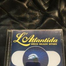 CDs de Música: L'ATLANTIDA DISCO BEACH SITGES. Lote 133815230