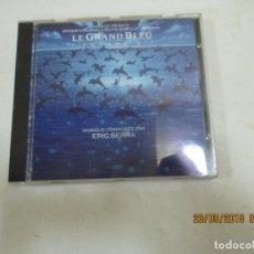 CDs de Música: LE GRAND BLEU. Lote 133815946