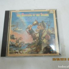 CDs de Música: THE HUNTING OF THE SNARK. Lote 133816086