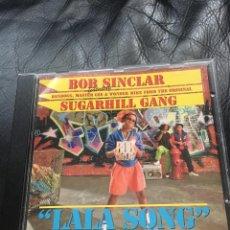 CDs de Música: BOB SINCLAR SUGARHILL GANG LALA SONG CD. Lote 133816622