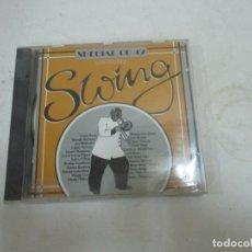 CDs de Música: SWING. Lote 133818102