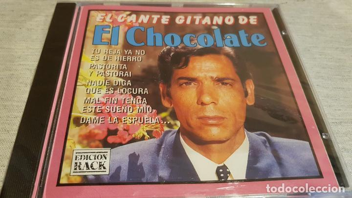 EL CANTE GITANO DEL CHOCOLATE / CD - PERFIL / 10 TEMAS / PRECINTADO. (Música - CD's Flamenco, Canción española y Cuplé)