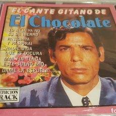 CDs de Música: EL CANTE GITANO DEL CHOCOLATE / CD - PERFIL / 10 TEMAS / PRECINTADO.. Lote 158488698