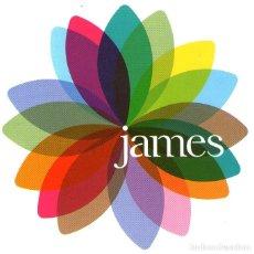 CDs de Música: DOBLE CD ÁLBUM: JAMES - THE COMPLETE SINGLES COLLECTION, 1983-2007 - MERCURY RECORDS 2007. Lote 133834346