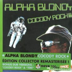 CDs de Música: CD ALPHA BLONDY : COCODY ROCK ( BONUS DUB VERSIONS ) . Lote 133840522