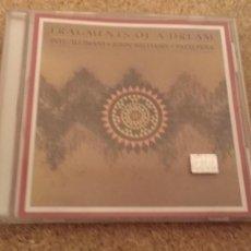 CDs de Música: FRAGMENTS OF A DREAM , INTI - ILLIMANI . JOHN WILLIAMS . PACO PEÑA. Lote 133857534