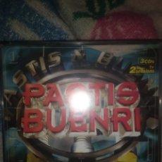 CDs de Música: 3 CDS PASTIS & BUENRI THE NEW PROJECT TRANCE DANCE TECHNO HARDCORE BAKALAO HOUSE. Lote 133862946