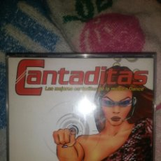 CDs de Música: 3 CDS CANTADITAS TRANCE DANCE TECHNO ITALODISCO BAKALAO HOUSE. Lote 133863170