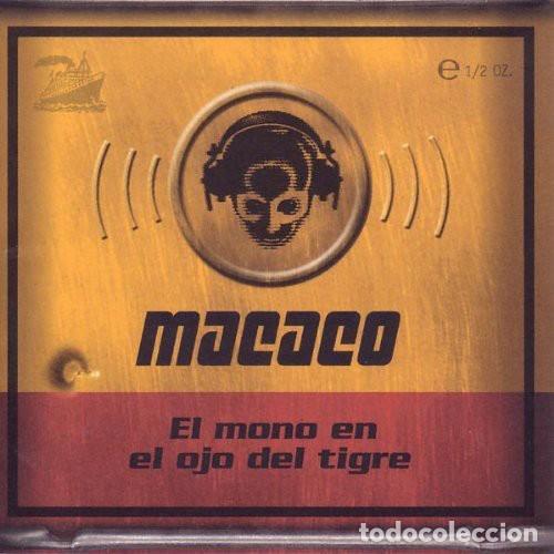 MACACO – EL MONO EN EL OJO DEL TIGRE (EU, 2000) (Música - CD's Otros Estilos)