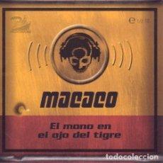 CDs de Música: MACACO – EL MONO EN EL OJO DEL TIGRE (EU, 2000). Lote 133865374