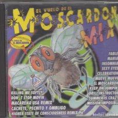 CDs de Música: EL VUELO DE EL MOSCARDÓN MIX CD 1996. Lote 133865394