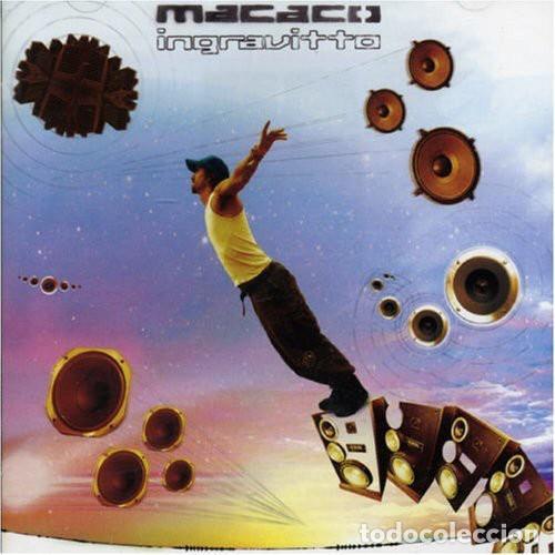 MACACO – INGRAVITTO (EU, 2006) (Música - CD's Otros Estilos)