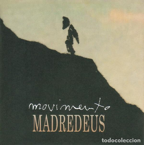MADREDEUS ?– MOVIMENTO (PORTUGAL, 2001) (Música - CD's Otros Estilos)