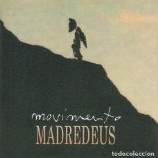 CDs de Música: MADREDEUS ?– MOVIMENTO (PORTUGAL, 2001). Lote 133865990