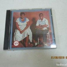 CDs de Música: ELLA &LOUIS. Lote 133902550