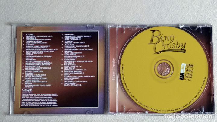 CDs de Música: BING CROSBY - 29 Classics including - CD. - Foto 2 - 133903086