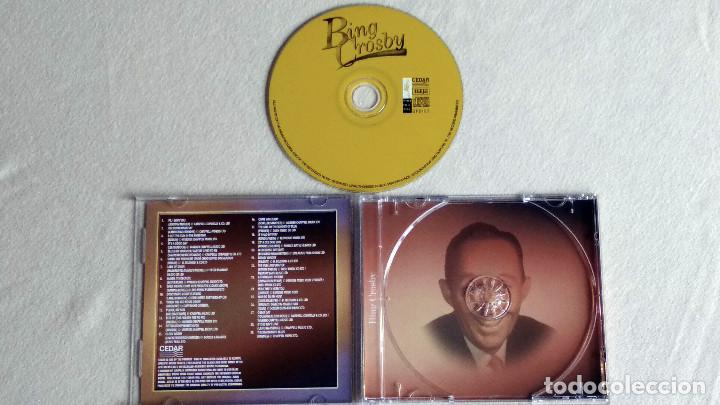 CDs de Música: BING CROSBY - 29 Classics including - CD. - Foto 3 - 133903086
