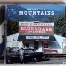 CDs de Música: THE ESSENTIAL BLUEGRASS - OUT OF THE MOUNTAINS - CD. MUSIC COLLECTION INTERNATIONAL. 1998. Lote 133903858