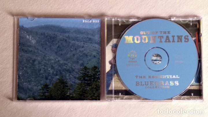 CDs de Música: THE ESSENTIAL BLUEGRASS - OUT OF THE MOUNTAINS - CD. Music Collection International. 1998 - Foto 2 - 133903858
