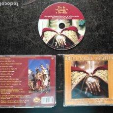 CDs de Música: CD SEMANA SANTA SEVILLA AGRUPACION MUSICAL VIRGEN DE LA ENCARNACION DE SAN BENITO DE LA CALZÁ. Lote 133905258