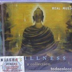 CDs de Música: STILLNESS / A COLLECTION - CD PRECINTADO. REAL MUSIC. Lote 133905458