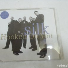 CDs de Música: SILK. Lote 133907734