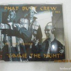 CDs de Música: THAT BUTT CREW. Lote 133907894