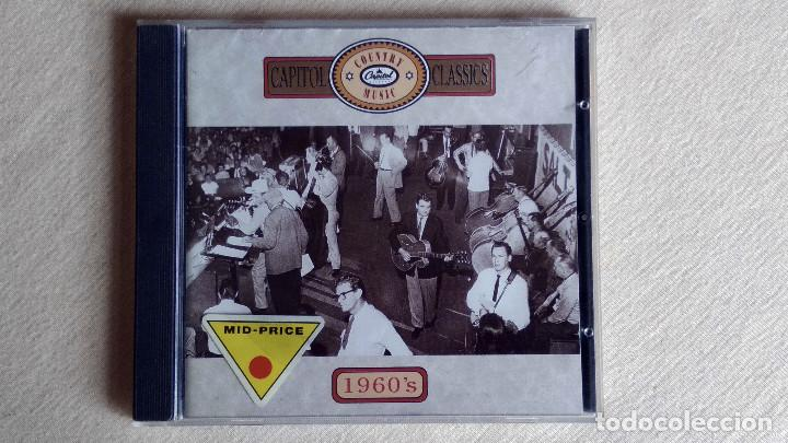 CAPITOL COUNTRY MUSIC CLASSICS 1960'S - CD. EMI CAPITOL RECORDS. 1991. (Música - CD's Country y Folk)