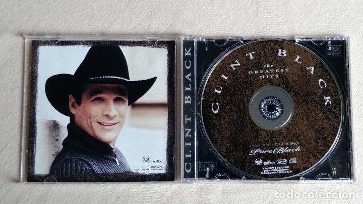 CDs de Música: CLINT BLACK - GREATEST HITS - CD. BMG Entertainment. 1996. - Foto 2 - 133910230