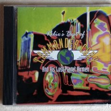 CDs de Música: RELIX'S BEST OF COMMANDER CODY AND HIS LOST PLANET AIRMEN - CD. RELIX RECORDS. 1995.. Lote 133910598
