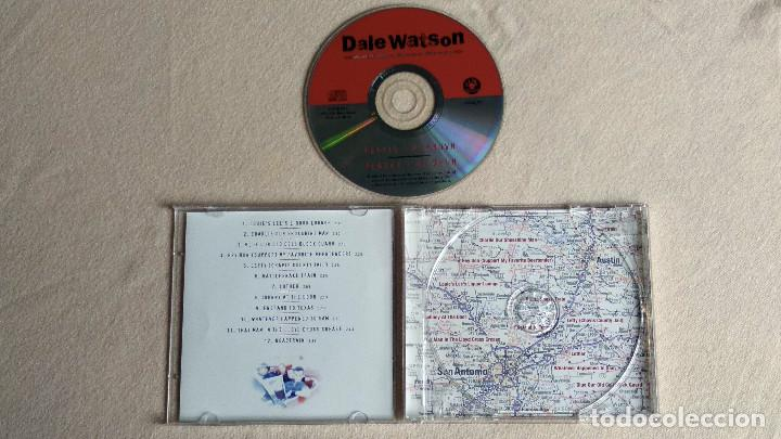 CDs de Música: DALE WATSON and his Lone Stars - People Ive Known, Places Ive Beeen - CD. CSCCD 1011. Año 1999 - Foto 3 - 133911778