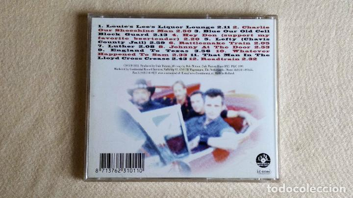 CDs de Música: DALE WATSON and his Lone Stars - People Ive Known, Places Ive Beeen - CD. CSCCD 1011. Año 1999 - Foto 4 - 133911778