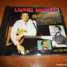 CDs de Música: LONNIE DONEGAN SKIFFLE PARTY CD ALBUM DEL AÑO 1988 SUIZA SIN CODIGO DE BARRAS CONTIENE 18 TEMAS. Lote 133954330