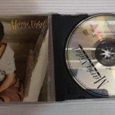 CDs de Música: MARÍA VIDAL (ABRÁZAME) CD MUY DIFÍCIL DE CONSEGUIR . Lote 133352190