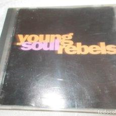 CDs de Música: YOUNG SOUL REBELS. Lote 133998558