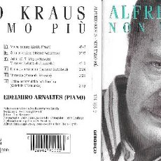 CDs de Música: ALFREDO KRAUS - NON T'AMO PIÙ. Lote 134003054