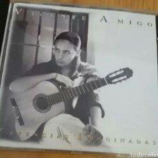 CDs de Música: VICENTE AMIGO / CD / VIVENCIAS IMAGINADAS / FLAMENCO / GUITARRA. Lote 134004389