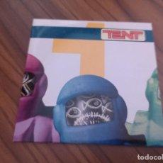 CDs de Música: TENT. I DON´T WANT TO CHANGE. CD PROMO EN CARTÓN CON UN TEMA. BUEN ESTADO. RARO. Lote 134065218