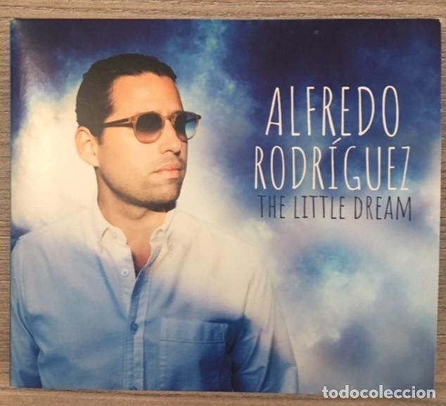 ALFREDO RODRÍGUEZ - THE LITTLE DREAM - PRODUCIDO POR QUINCY JONES (Música - CD's Jazz, Blues, Soul y Gospel)