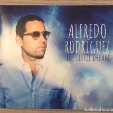 CDs de Música: ALFREDO RODRÍGUEZ - THE LITTLE DREAM - PRODUCIDO POR QUINCY JONES. Lote 134016618