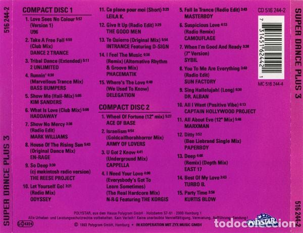 Super Dance Plus 3 (1996)