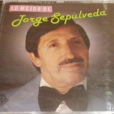 CDs de Música: LO MEJOR DE JORGE SEPÚLVEDA / CD - PERFIL / 24 TEMAS / PRECINTADO.. Lote 134037690