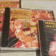 CDs de Música: PEPE MARCHENA / MEMORIAS ANTOLÓGICAS. COMPLETO 3 CDS - PERFIL / 55 TEMAS / PRECINTADOS.. Lote 134041362