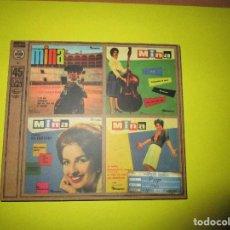 CDs de Música: CD MINA - TINTARELLA DI LUNA - MOLIENDO CAFE - EL ANGEL DE LA GUARDA - CIUDAD SOLITARIA - . Lote 134063934
